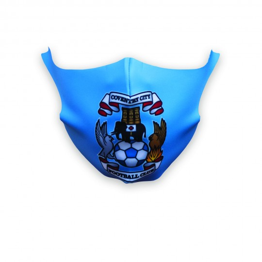 Coventry Adult 3D Face Mask